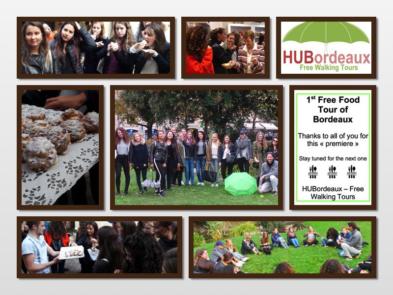 Free Food Tour - Hubordeaux